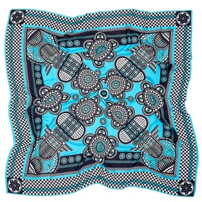 custom silk scarves printing